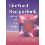 LIFEFOOD RECIPE BOOK(ISBN=9781556434594) 英文原版