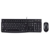 【罗技】MK120 有线键鼠套装 键盘鼠标USB接口