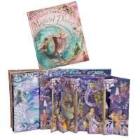 现货 英文原版 花仙子立体书 Flower Fairies Magical Doors 进口