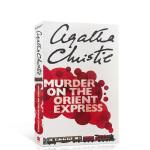 【发顺丰】英文原版悬疑小说 东方快车谋杀案 Murder On The Orient Express 阿加莎 Harp