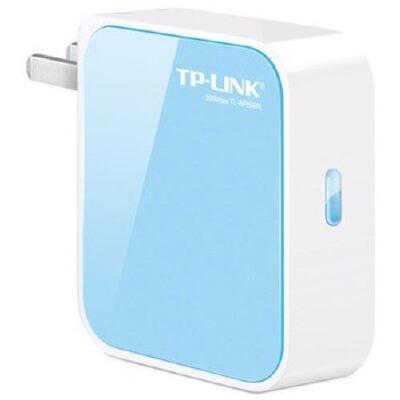 TP-LINK TL-WR800N 300M迷你型无线路由器 速度很快 300M的传输速度哦! 免费指导安装