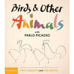 【预订】Birds & Other Animals with Pablo Picasso