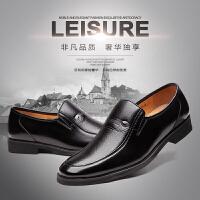 【下单立减50元 到手价:109元】宜驰 EGCHI 正装男士商务正装男皮鞋 KM535