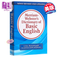 麦林韦氏基础英语 英文原版 Merriam-Webster's Dictionary of Basic English