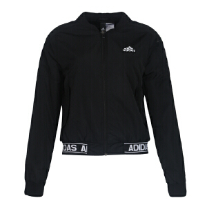adidas阿迪达斯女子MV JKT WV SHORT 运动服夹克梭织外套CE2535
