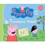【预订】Peppa Pig and the Treasure Hunt