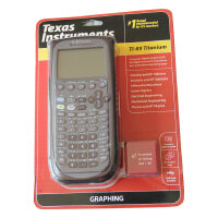 德州仪器TI-89 Titanium图形编程计算器SAT/AP考试计算机两年联保