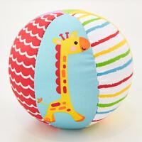 【当当自营】费雪(Fisher Price)玩具 儿童玩具球 动物认知球宝宝摇铃球 F0806