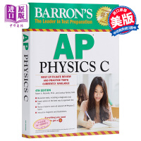 巴朗AP物理C 第4版 英文原版 Barron's Ap Physics C 4th Edition