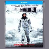 正版蓝光碟片2BD50星际穿越1080p高清蓝光dvd科幻动作片电影