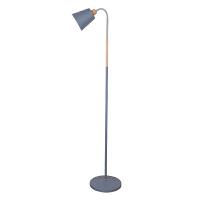 北欧马卡龙床头落地灯客厅卧室简约现代立式台灯