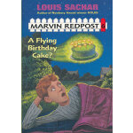 Marvin Redpost #6: Flying Birthday Cake 麻烦精马文6:会飞的生日蛋糕 ISBN
