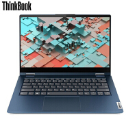 联想ThinkBook 14s Yoga(1JCD) 14英寸360°翻转超轻薄笔记本(i5-1135G7 16G 51