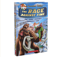 老鼠记者 英文原版 Geronimo Stilton Special Edition: The Race Agains