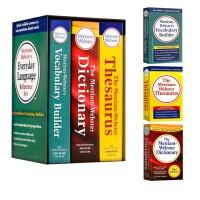 【拼团价¥88】韦氏三宝 麦林韦氏日常用语字典套装 Merriam Webster's Everyday Languag