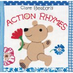 Clare Beaton's Action Rhymes Board Book ISBN:9781846864735
