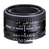 Nikon 尼康 AF 50mm/1.8 D 标准 人像定焦 镜头