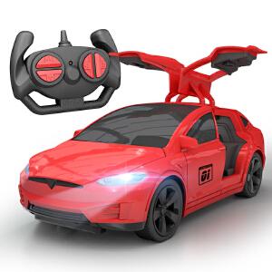【满200减100】活石 攀爬遥控车儿童玩具越野汽车大脚四驱车男孩玩具车模