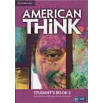 Cambridge American Think Student's Book 2 剑桥中学生英语教材 2级别学生用书