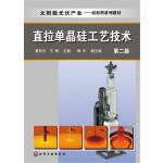直拉单晶硅工艺技术(黄有志)(第二版)
