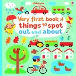 【中商原版】发现第一点:关于与外部 英文原版Very First Book of Things to Spot: Ou