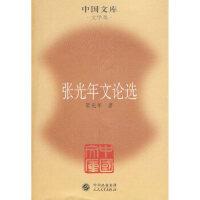 张光年文论选――中国文库 文学类