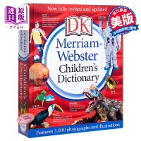 【中商原版】韦氏儿童词典 英文原版 Merriam-Webster Children's Dictionary DK经