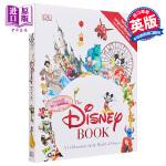 迪士尼书 英文原版 The Disney Book