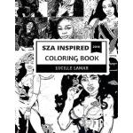 预订 SZA Inspired Coloring Book: Neo Soul and Alternative Hip