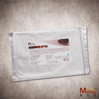 美乐臣85% 黑巧克力砖 纯可可脂 1000克