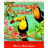 英文原版 和孩子一起画画 用画画激发孩子的潜能 Drawing with Children: A Creative Me