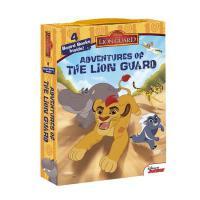 【预订】The Lion Guard Adventures of The Lion Guard Board Book
