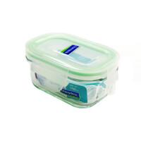 GLASS LOCK 三光云彩 韩国钢化玻璃乐扣微波保鲜盒便当盒饭盒-RP 520 150ml-LCGL0019