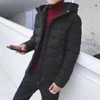 【限量抢购,好质量】棉衣男士连帽外套短棉服袄子男装韩版潮流帅气面包服冬季2018新款