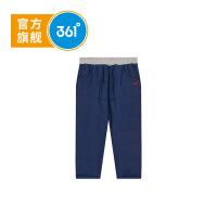 【1件2折到手预估价:36.5】361度童装 男小童棉长裤2021年冬季儿童棉裤男小童裤子K56653061