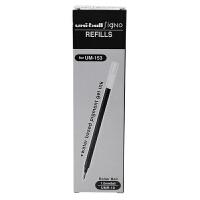 三菱1.0mm水笔芯/UMR-10中性笔芯 替芯适用于UM-153