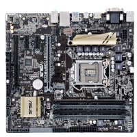【支持礼品卡】华硕(ASUS)Z170M-PLUS 主板 (Intel Z170/LGA 1151)