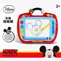 【当当自营】迪士尼画板 彩色涂鸦板 磁性学习画板宝宝写字板儿童玩具-米奇38NF1868