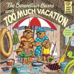 英文原版 The Berenstain Bears and Too Much Vacation 《贝贝熊难忘的假期》