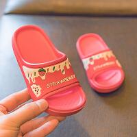 儿童拖鞋女童夏季室内防滑居家可爱女宝宝凉拖鞋小孩幼儿托鞋男孩
