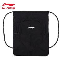 李宁双肩包男包训练系列背包书包学生运动包ABJM009