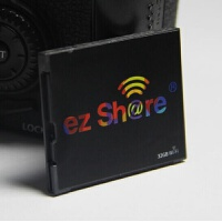 ez Share 易享派 wifi卡 无线CF卡 Class10 数码单反相机高速存储卡 WiFi CF卡 128G