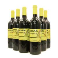 【双11狂欢购】COASTEL PEARL 原酒进口红酒葡萄酒6瓶整箱装