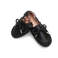 秋款豆豆鞋网红 一脚蹬工作鞋女平底大码女鞋-43软底护士鞋