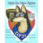 预订 Clyde the Fur-ocious K9 Crime Fighter Coloring Book [ISB
