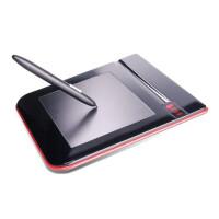 蒙恬【乐活蒙恬笔】电磁感应手写板数位板绘画板签名板 黑色