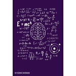 预订 My Science Notebook: Notebook For Science Lovers and Fan
