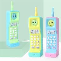 手机儿童玩具电话宝宝音乐0-1-3岁玩具
