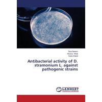 预订 Antibacterial Activity of D. Stramonium L. Against Patho