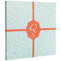 QBOOK软精装027:抗衰老瑜伽・自制抗衰老面膜・家常果蔬面膜・28天塑形瑜伽(套装全4册)